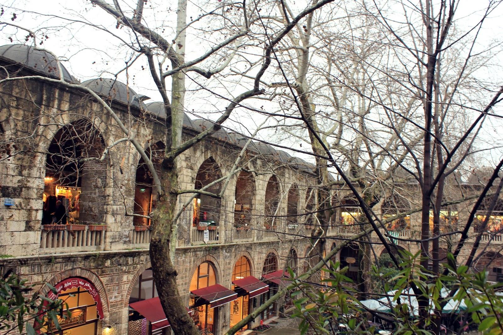 Bursa'da Tarih
