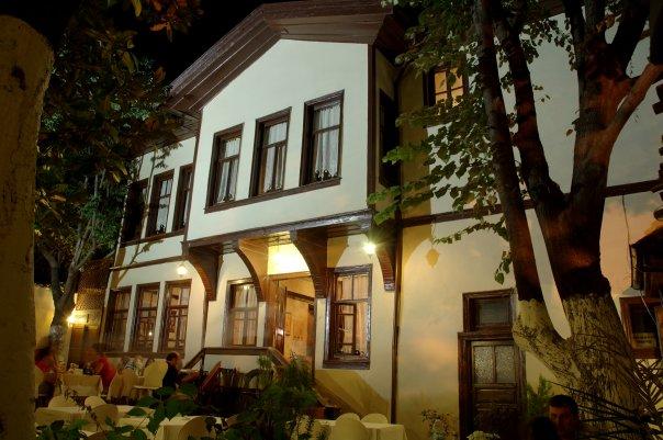 Bursa Anadolu Evi
